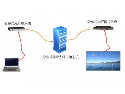 美凯 Triumpt 凯旋分布式非IP光纤拼接平台