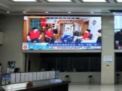 Voury卓华打造唐山市中级人民法院LED显控系统