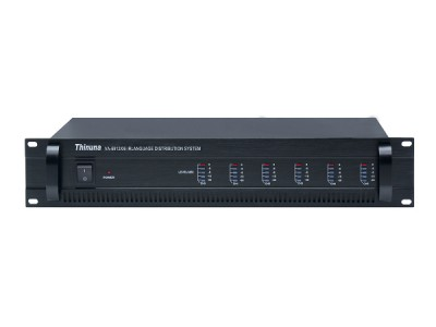 Thinuna VA-6912/06 六语言同声传译红外线发射主机