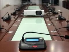 得胜DG-S100会议系统全力打造广昌南银村镇银行高效会议