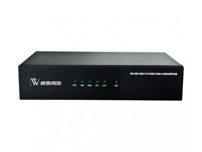 威泰视信 VOC 102 3G-SDI高清视频光端机