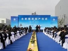 全球最大硅基OLED厂商合肥视涯建成投产