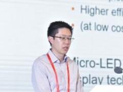文森特·李:Micro LED技术可实现所有显示尺寸