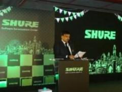 SHURE在印度设立全球第五个工程中心