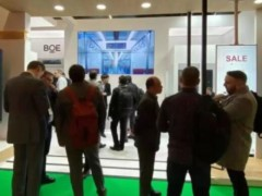 ISE 2020:BOE(京东方)商用显示赋能应用场景