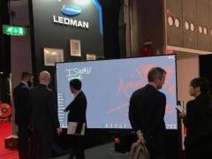 ISE2020谢幕 雷曼光电超高清显示屏彰显科技魅力