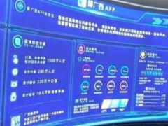 CHARTU长图科技设备助力数字广西协同调度指挥中心
